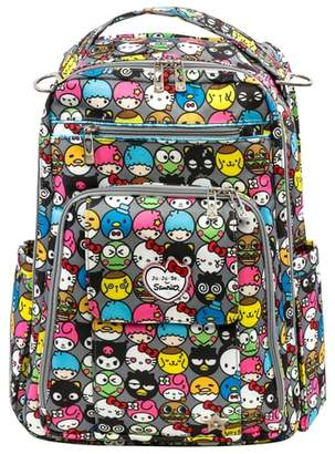 Ju-Ju-Be for Hello Kitty(R) 'Be Right Back' Diaper Backpack