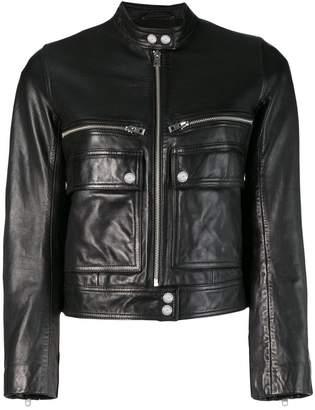 Zadig & Voltaire Zadig&Voltaire band collar jacket