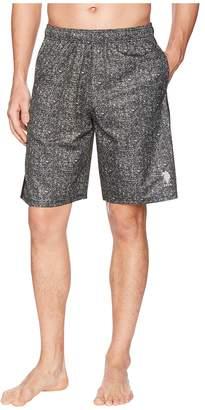 U.S. Polo Assn. Melange Print Shorts Men's Shorts