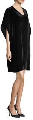 Eileen Fisher Kimono Velvet Dress