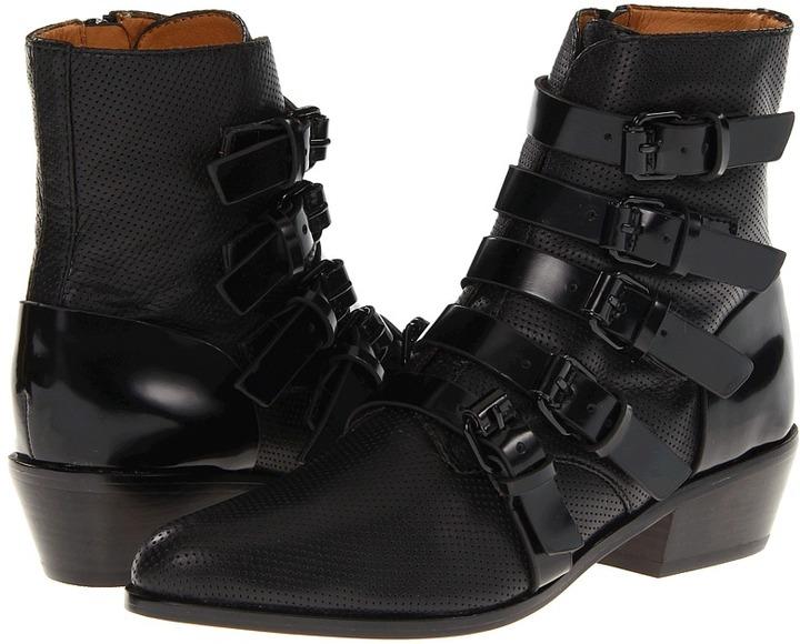 L.A.M.B. Odd (Black) - Footwear