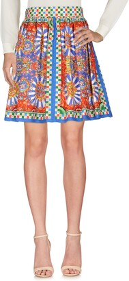 Dolce & Gabbana Knee length skirts - Item 35308647WF