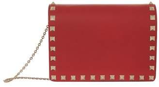 Valentino Mini The Rockstud Chain Bag