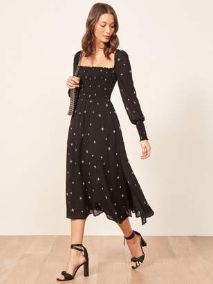 Reformation Rowan Dress