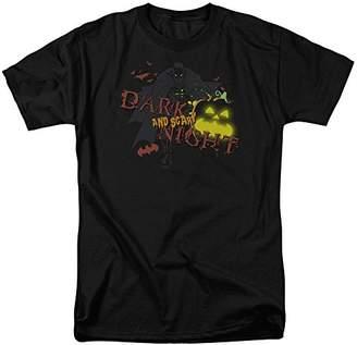 Trevco Men's Batman Classic Logo T-Shirt