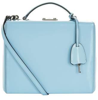 Mark Cross Large Brush Off Grace Box Bag