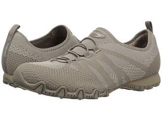 Skechers Bikers - Knit Happens Women's Lace up casual Shoes