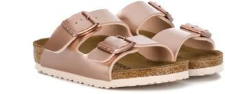 Birkenstock Kids buckle straps sandals