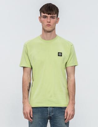 Stone Island S/S T-Shirt $98 thestylecure.com