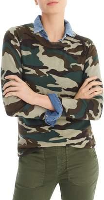 J.Crew Tippi Camo Sweater