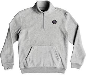 Quiksilver Men's GLONG Polar Fleece Jacket