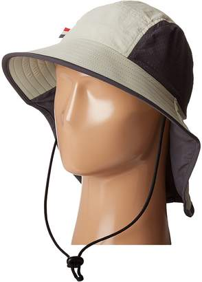 San Diego Hat Company OCM4622 Lightweight Outdoor Hat with Perforated Crown Inset, and Adjustable Chin Corn and Neck Flap Traditional Hats