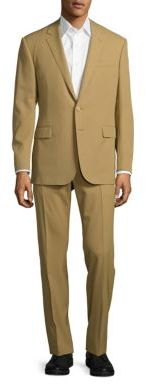 Ralph Lauren Purple LabelGabardine Woolen Suit