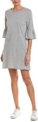 Velvet by Graham & Spencer Bell-Sleeve T-Shirt Dress