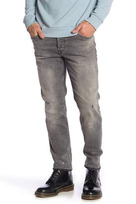 Hudson Jeans Sartor Slouchy Skinny Fit Jeans