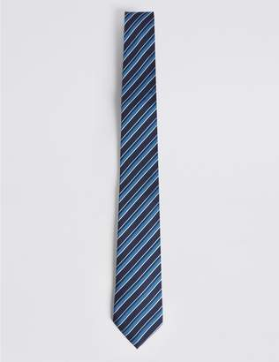 Marks and Spencer Textured Stripe Tie