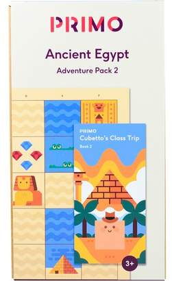 story. Egypt Primo Toys Map & Book
