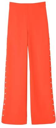 SemSem SemSem | Salma Snap Pants | M | Orange