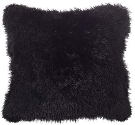 Saro Lifestyle Classic Faux Fur Pillow