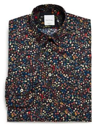Paul Smith Liberty Floral Slim Fit Dress Shirt