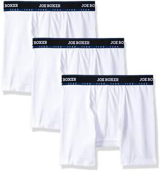 Joe Boxer Men's Underwear 3-Pack Boxer Brief