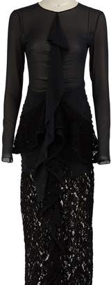 Proenza Schouler Ruffle midi dress