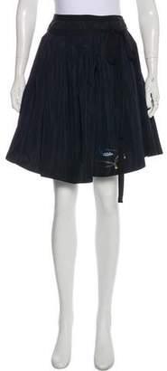 Repetto Flared Knee-Length Skirt