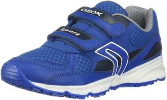 Geox Boy's J Bernie BOY Sneakers