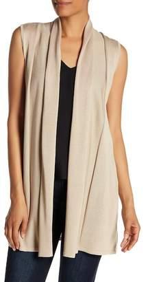 Joseph A Shawl Collar Knit Vest