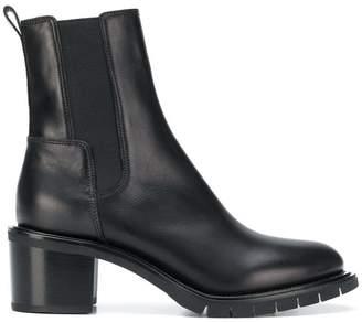 Premiata almond toe ankle boots