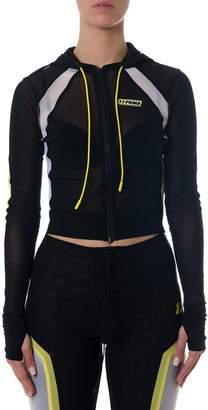 FENTY PUMA by Rihanna Black Sporty Stretch Down Jacket