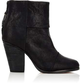 Rag & Bone Women's Newbury Leather Ankle Boots