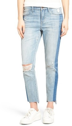 Women's Treasure & Bond Skinny Boyfriend Jeans $89 thestylecure.com