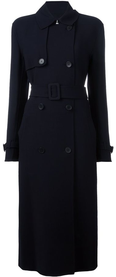 DKNYDKNY long belted trench coat