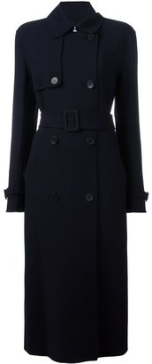 DKNY long belted trench coat $1,370 thestylecure.com