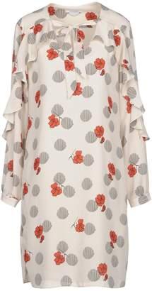 Biancoghiaccio Short dresses - Item 34838046VN
