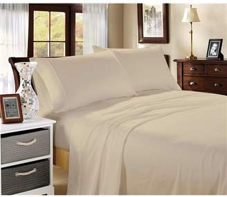 Hotel Collection 1000TC Cotton Blend Sheet Sets King Sand