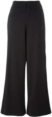 Y-3 wide leg trousers