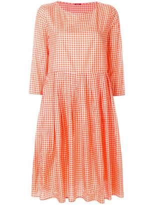 DAY Birger et Mikkelsen Apuntob gingham-print dress