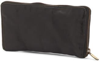 Valentina Vachetta Leather Wallet