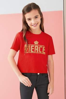 Next Lipsy Girl Fierce Tee