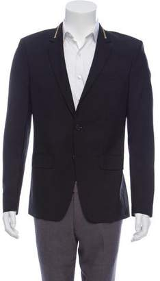 Givenchy Wool Two Button Blazer w/ Tags