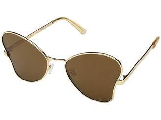 Betsey Johnson Butterfly Fashion Sunglasses