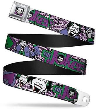 Batman The Joker Seatbelt Belt
