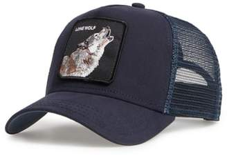 Goorin Bros. Brothers Animal Farm Wolf Trucker Hat