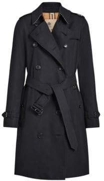 Burberry Kensington Cotton Trench