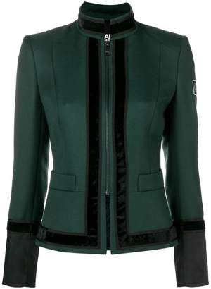 Karl Lagerfeld military jacket