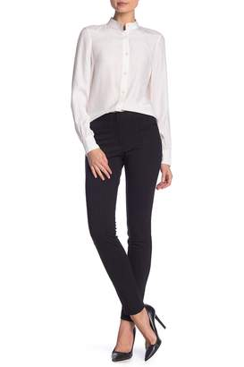 Amanda & Chelsea Novelty Plaid Print Pants