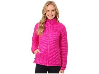 The North Face ThermoBalltm Full Zip Jacket (Luminous Plum
