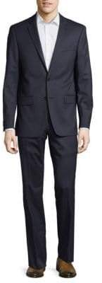 John Varvatos Wool Slim Suit